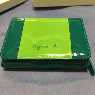 (100% Real) Agnes b 卡片套 card holder