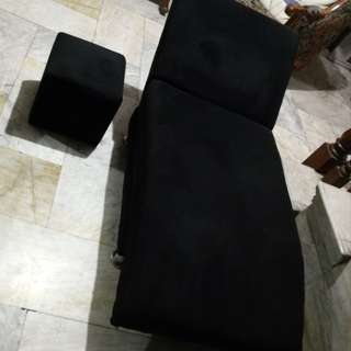 chaise lounge sofa / spa bed / facial bed
