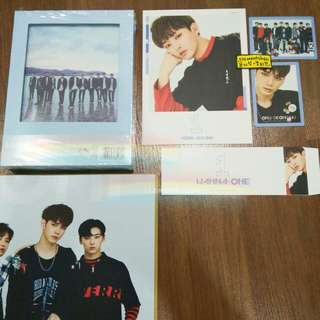 Wanna One To Be One Sky Version Album Taiwan Edition