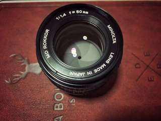 MD lens for sell
