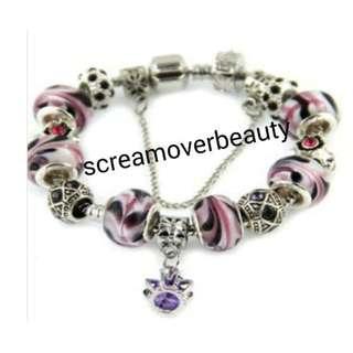 BRAND NEW !  Pandora Look Alike Bracelets !