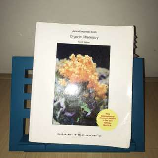 Organic Chemistry 4th Ed. - Janice Gorzynski Smith