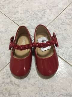 Sugar kids red shoes