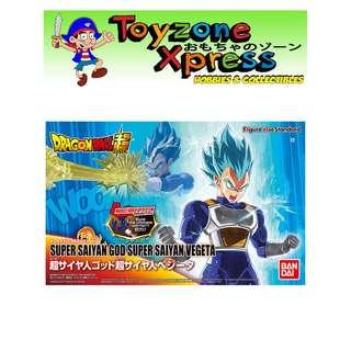 Bandai - Figure-rise Standard - Super Saiyan God Super Saiyan Vegeta