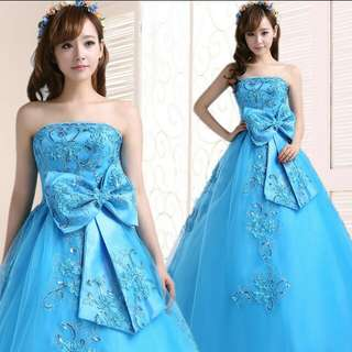Wedding / Evening Gown For Rent / Sale