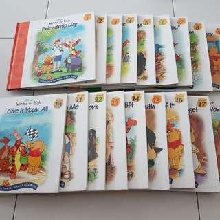 Winnie The Pooh series
