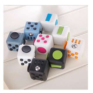 Fidget Cube (Choose Designs!)