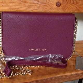 CHARLES KEITH SLING BAG