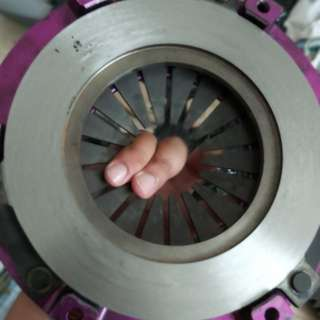 Clutch hyper single for b16a..b18c..b20