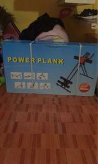 POWER PLANK