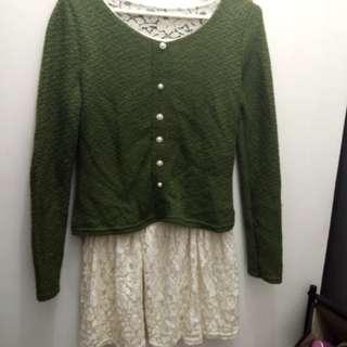 2in1 dress