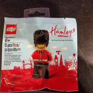 Lego royal guard minifigure