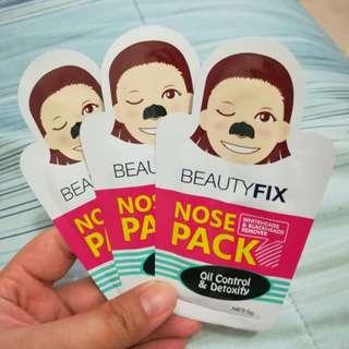 Beauty Fix Nose Pack (3pcs)