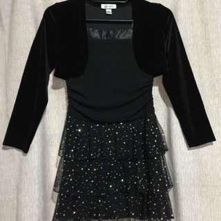 Black Laced dress