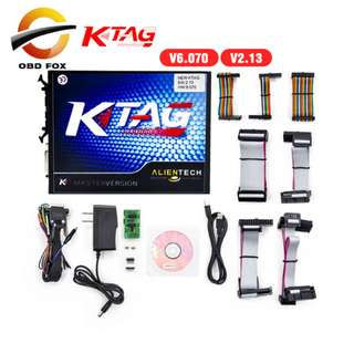 ECU Programming diagnostic KTAG