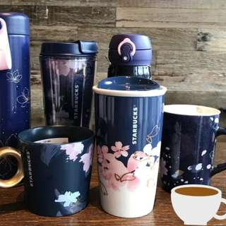(Closed)Starbucks Cherry Blossom Collection