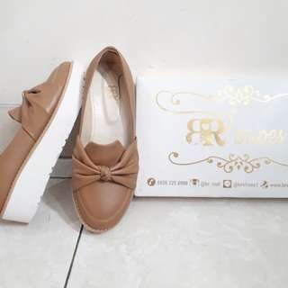 BRShoes 75 - Mocca - Size 36