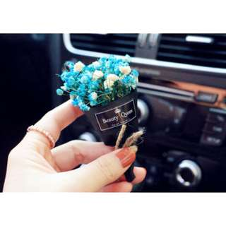 Fragrance Decoration Dried Flower For Car Air-conditioner Exit