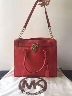 Michael Kors Hamilton Large Hand Bag
