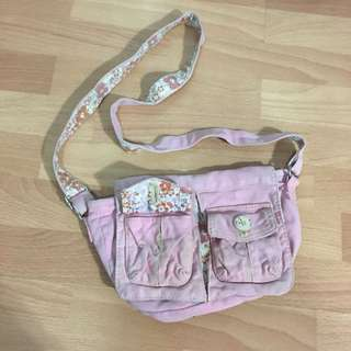 MOSSIMO Pink Shoulder Bag