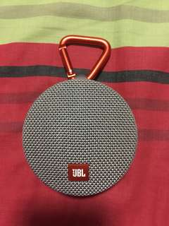 JBL Clip 2 Portable Bluetooth Speaker (Waterproof)