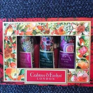 Crabtree & Evelyn Gift Set hand cream