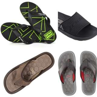 Pre-order authentic Rider slippers for Men