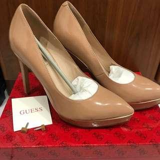 Guess beige heels ORI