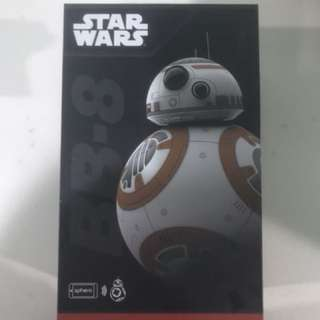 BB8 DROID NEVER BEEN USED