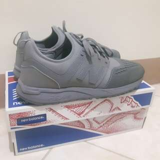 New Balance 247 Breathe NB Gray