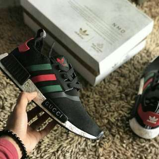 🔥NMD X GUCCI EDITION🔥#15Off