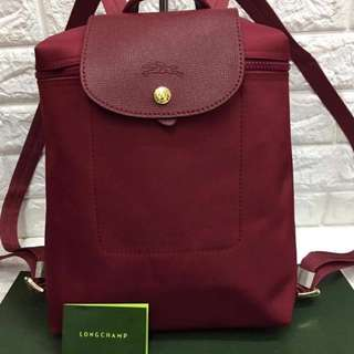 📌SUPER SALE!!! LONGCHAMP BACKPACK HERE! 🎒💕