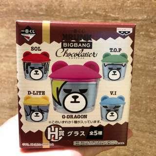 Bigbang 一番賞 H賞 小杯子 T.O.P 大成 D-Lite