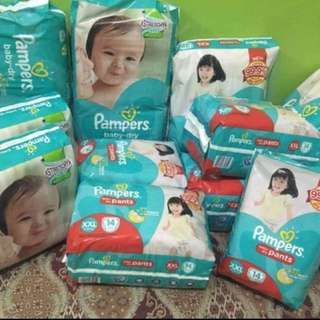 Pampers Diaper XXL Pants Diapers