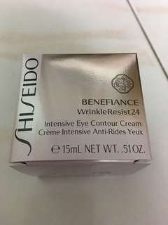 Shiseido Benefiance WrinkleResist 24 Eye cream