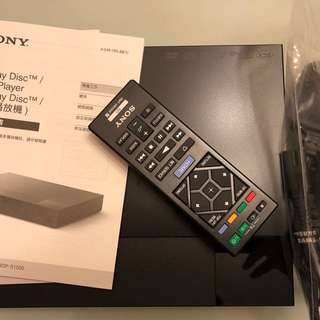 Sony Blu-ray Disc /DVD Player