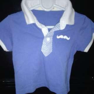 Bluepolo shirt