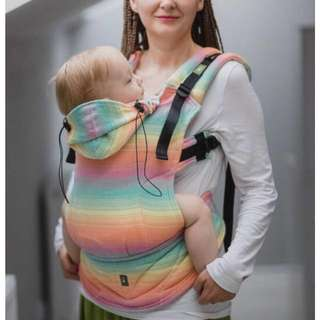 Lennylamb Toddler carrier