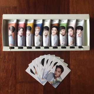 Authentic Nature Republic EXO Handcream