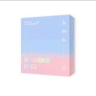 [PO] SEVENTEEN 1ST WORLD TOUR DIAMOND EDGE DVD