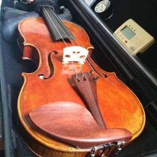 Tong Ming Xi Violin Full Size Complete With BAM Case Brand New