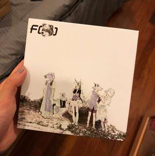 F(x) ELECTRIC SHOCK ALBUM