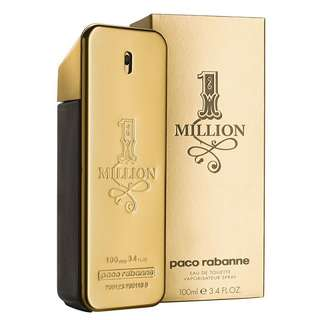 Paco Rabanne 1 Million EDT for Men (100ml/200ml/Tester) PR One Gold