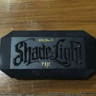 Kat Von D Shade Light Eyeshadow Palette (Rust)