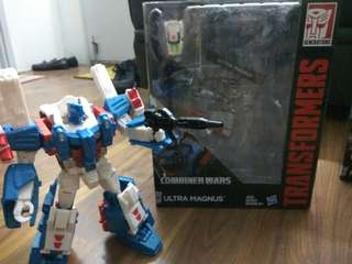 變形金剛(transformer)三件(three item)