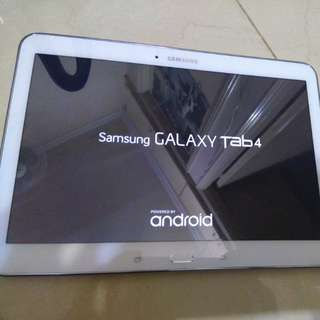 "SAMSUNG GALAXY TAB 4 10.1"" 16gb WIFI"