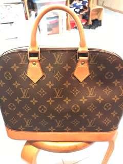 LV Alma handbag