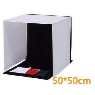 Photo Studio Box 50x50cm