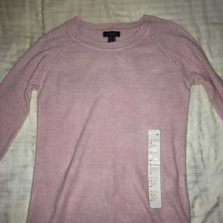 Primark pink sweater