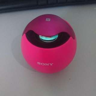 Sony SRS-BTV5 Bluetooth speaker